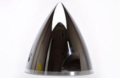 Irvine Spinner 57mm - Chrome - e-irvspin57cr