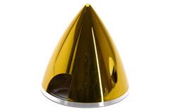 Irvine Spinner 57mm - Met.Yellow - e-irvspin57my