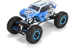 Temper 1:18 4WD Rock Crawler - ecx01003i