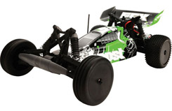 Horizon 1/10 Boost 2WD Black/Green - ecx03025i