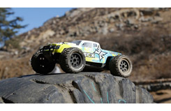 Ruckus 1/10 4WD Monster Truck Brusd - ecx03062i