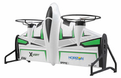 X-Vert VTOL BNF Basic - efl1850