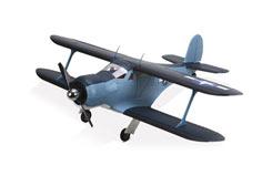 Beechcraft Staggerwing 480 ARF - efl6125