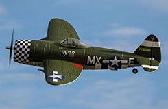 P-47D Thunderbolt BNF Basic - efl6850