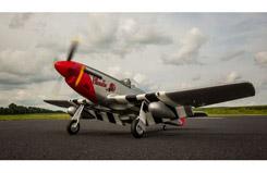 P-51D Mustang 1.2M BNF Basic - efl8250