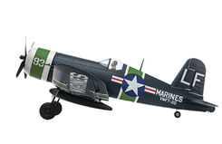 F4U-4 Corsair 1.2M BNF Basic - efl8550