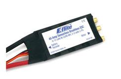 40 Amp Brushless ESC E-Flite - efla312b