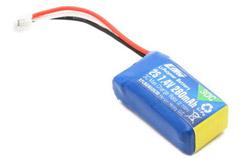 280mAh 2S 7.4v 30C Li-Po Battery - eflb2802s30