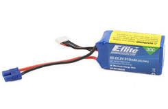 E-Flite 22.2v 910mAh Li-Po Battery - eflb9106s30