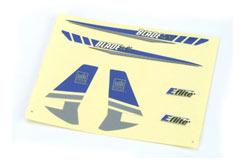2230 MCX Decal Sheet BlueSil - eflh2230