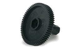 E'Flite Spur Gear 65T W'Shft - eflm243