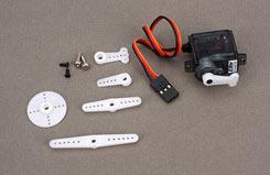 7.6G Sub-Micro Digital Tail Servo - eflrds76t