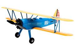 UMX PT-17 w/AS3X BNF - eflu3080