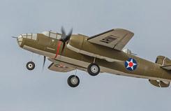 UMX B-25 BNF Basic - eflu5550