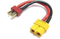 Etronix Fem XT-60 to Ml Deans Plug - et0842