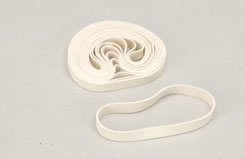 White Bands 3inch - f-raa1086