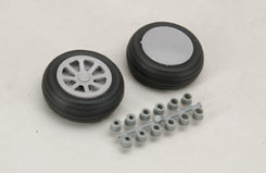 Scale Wheels 2inch - f-rb110