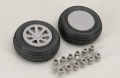 Scale Wheels 2 1/4inch - f-rb111