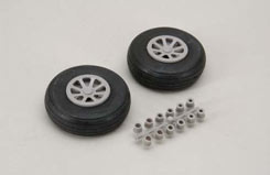 Scale Wheels 2 3/4inch - f-rb113