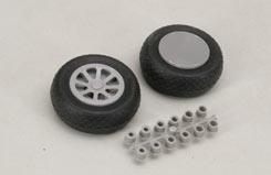 Diamond Tread Wheels 2 1/4inch - f-rb130