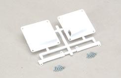 Wing Micro Servo Mounting Set (Pr) - f-rca210