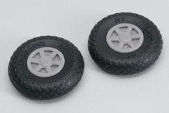 Treaded Airwheel (Pr) - 2inch (50mm) - f-rmx4050