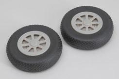 Treaded Airwheel (Pr) - 4inch (100mm) - f-rmx4100