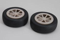 Treaded Airwheel (Pr)- 5inch - f-rmx4125