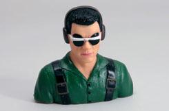 Civil Pilot (1/4 Green) - f-rmx510-g