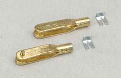 S'Van 4-40 Gold-N-Clevises - f-sln526