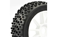 Fastrax 1/8th Buggy Mntd Maths Tyre - fast0007