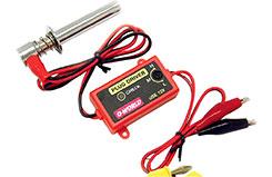 Fastrax Glow Clip w/Plug Driver 12v - fast48