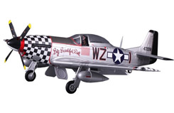 FMS P51 Mustang - Big Doll - fs0175