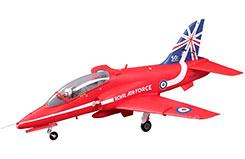 FMS 1042mm Bae Hawk Red 80mm EDF - fs0233r