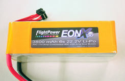 FlightTech  EONX30-3800 6S - fteonx30-38006s