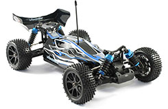 FTX Vantage 1/10th B/Less 4WD Buggy - ftx5532