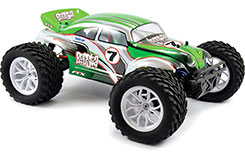 FTX Bugsta RTR 1/10th B/Less 4WD Of - ftx5545
