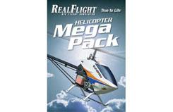 Realflight G6 Heli Mega Pack - gpmz4162