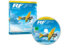 Realflight 7.5 Upgrade G4 & Above - gpmz4528