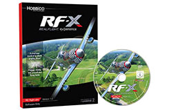 Realflight RF-X RC-Sim Software Onl - gpmz4548
