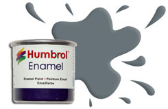 Humbrol 005 Dark Grey - h005