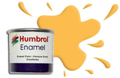 Humbrol 007 Light Buff - h007