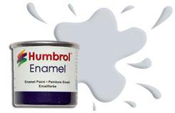 Humbrol 011- Silver Fox - h011