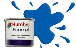 Humbrol 014 - French Blue - h014