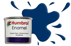 Humbrol 015 - Midnight Blue - h015