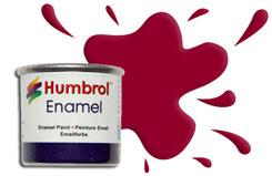 Humbrol 020 - Crimson - h020