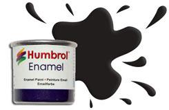 Humbrol 021 - Black - h021