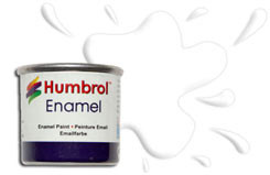 Humbrol 022 - White - h022