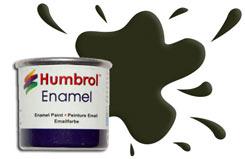 Humbrol 053 - Gun Metal - h053