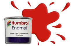 Humbrol 060 - Scarlet - h060
